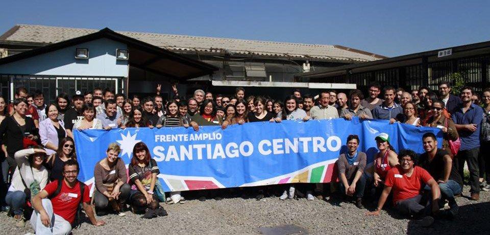 Comunal Santiago Centro
