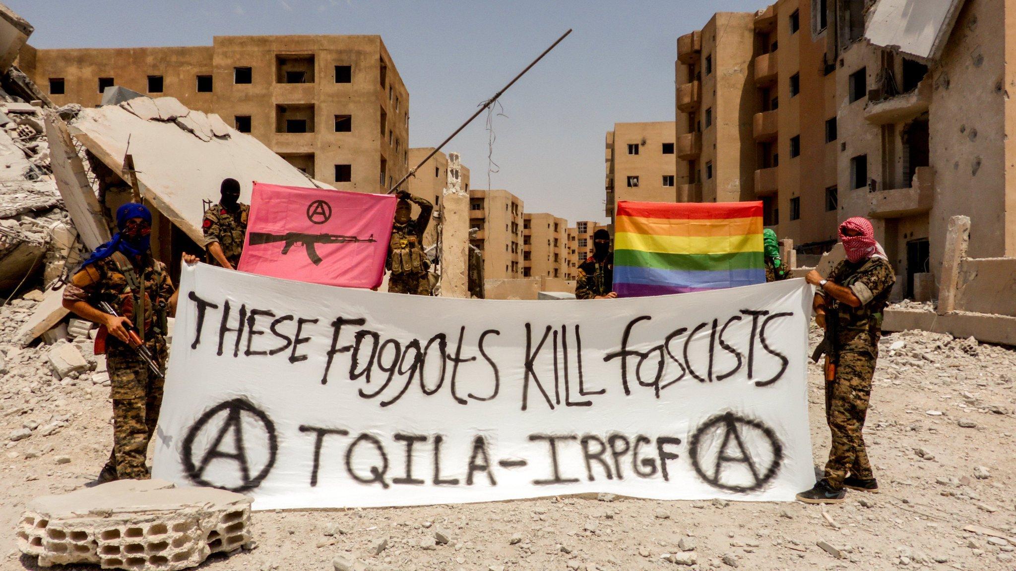 Antifascismo Queer