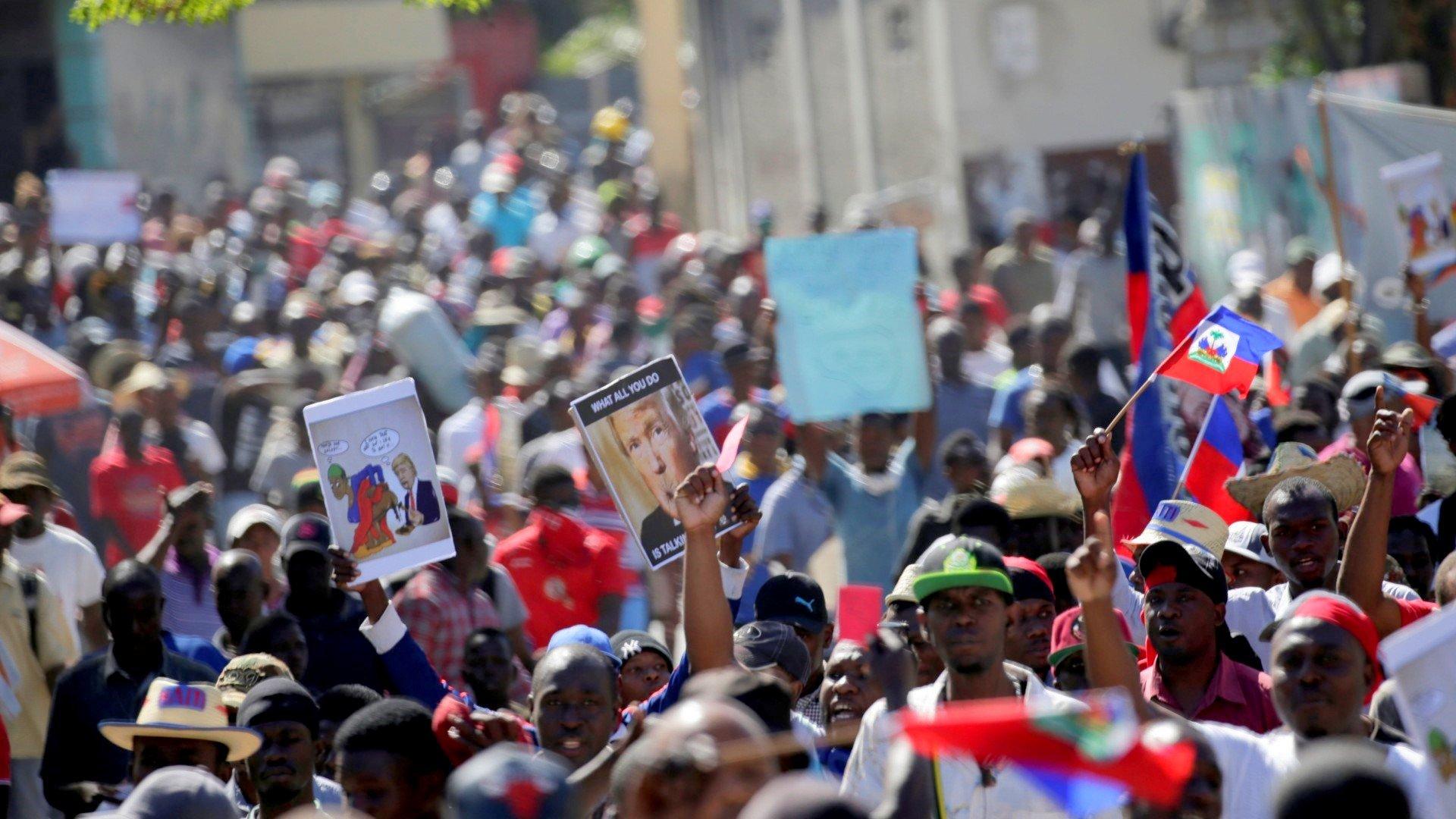 Como Es Vivir En Haiti qué ha pasado y pasa en haití? sobre colonialismo, golpes de