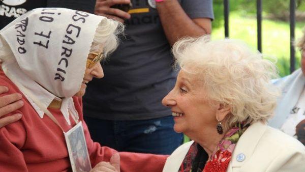 Carmen Conde fallece - Asociación de madres de Plaza de Mayo